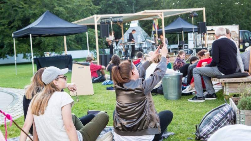 kunsten summer lounge 2017