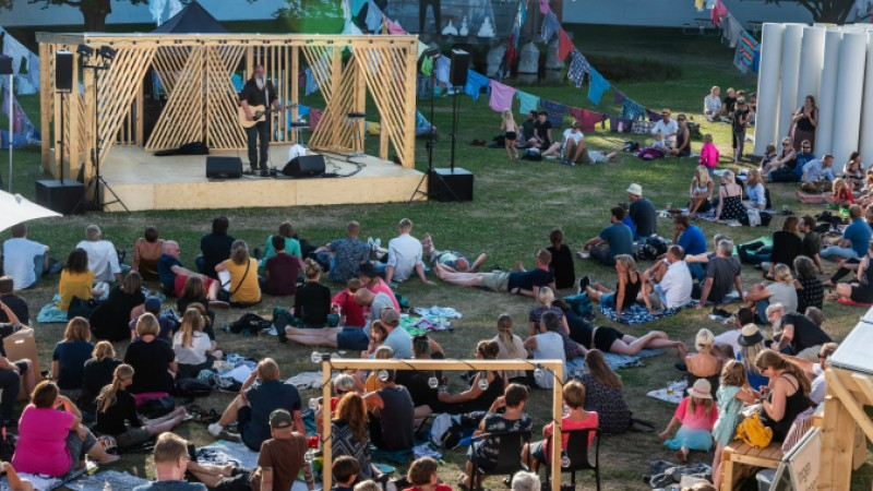 kunsten summer lounge 2018