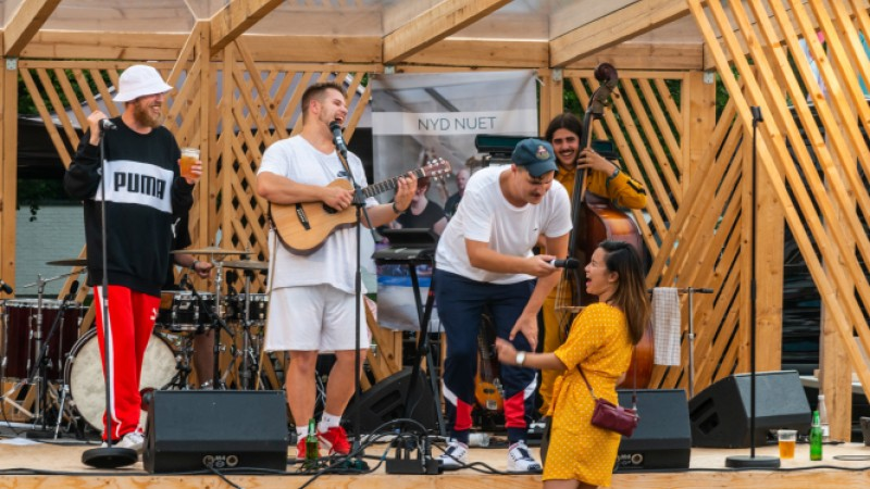 kunsten summer lounge 2018